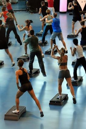 Hier gehts zu Fitnesskurse im Columna Sport- und Gesundheitszentrum Lage