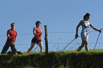 Hier gehts zu Nordic-Walking-Kurse