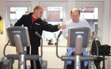 Hier gehts zu Cardio- & Gerätetraining im Impuls Münster