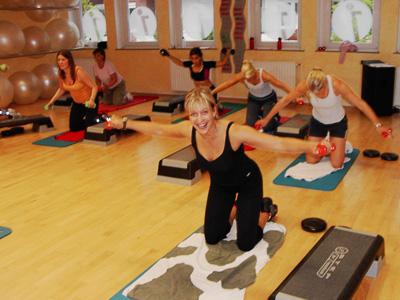 Hier gehts zu Fitnesskurse im Impuls Fitness- und Gesundheitspark Greven