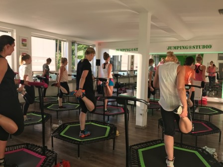 Hier gehts zu Jumping®-Fitness-Kurs in Halle (Westf.)