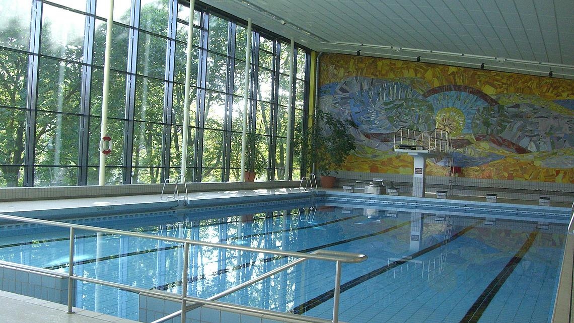 Hier gehts zu Schwimmen - Tageskarte