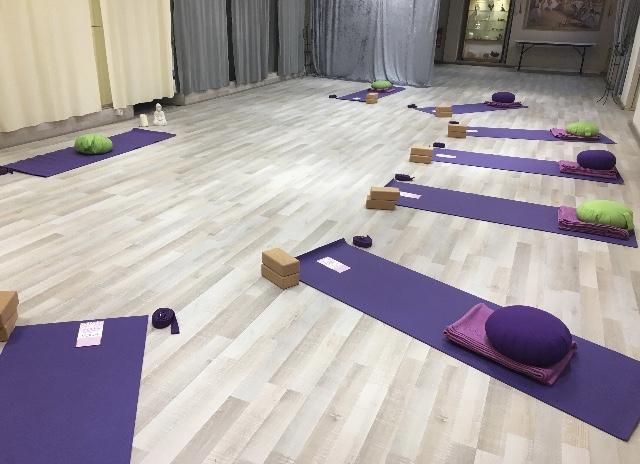 Hier gehts zu Yoga-Kurse – 2x pro Monat