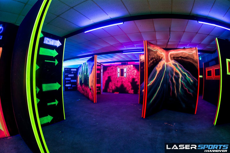 Hier gehts zu Weitere Laser Sports Runden